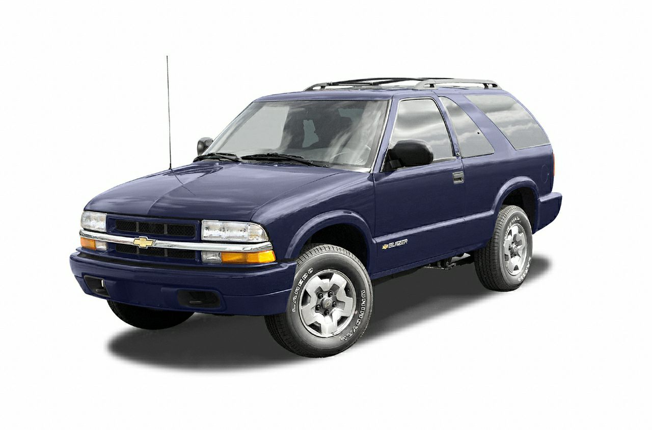 2003 Chevrolet Blazer LS SUV for sale in Thomasville for $5,495 with 116,466 miles.