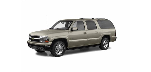 2003 Chevrolet Suburban 2500