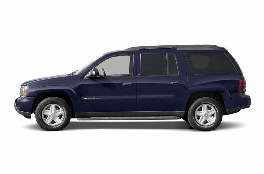 2003 chevrolet trailblazer ext reviews specs and prices. Black Bedroom Furniture Sets. Home Design Ideas