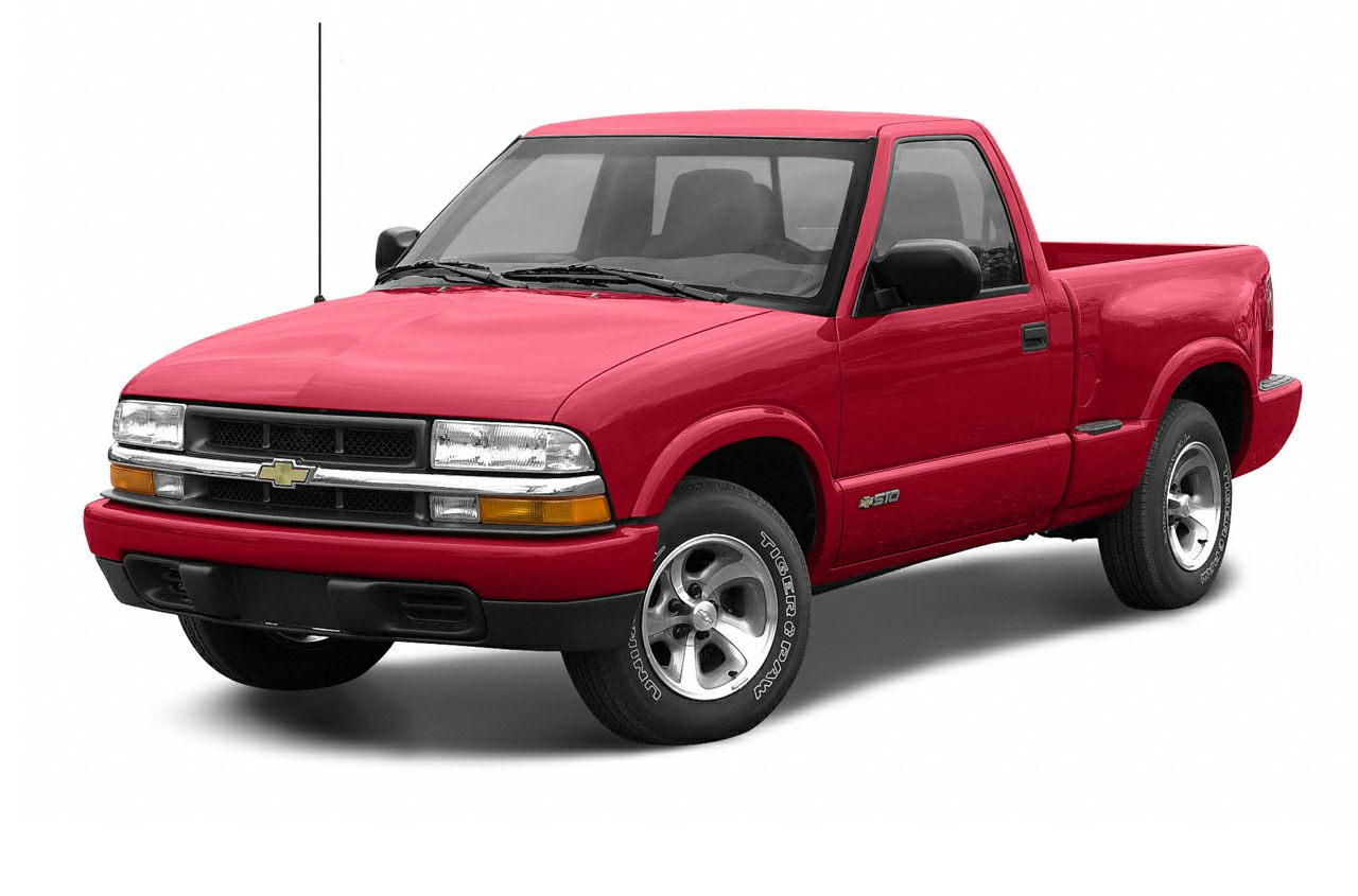 2003 Chevrolet S-10 LS Extended Cab Pickup for sale in Machesney Park for $5,999 with 166,788 miles.