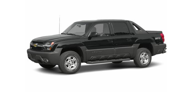 2003 Chevrolet Avalanche 2500