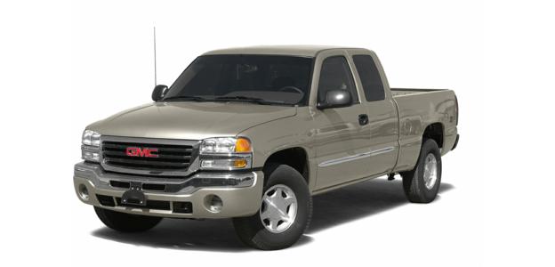 2003 GMC Sierra 1500