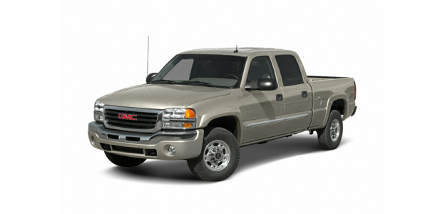 2003 GMC Sierra 1500HD