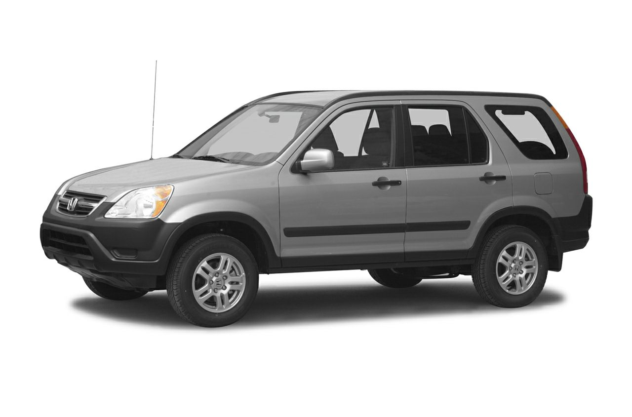 2003 Honda Cr V Reviews Specs And Prices Cars Com