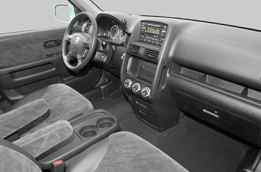 2003 honda cr v reviews specs and prices for Honda crv 2006 interior