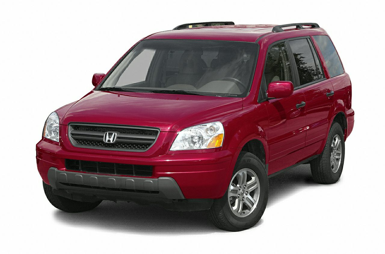 2003 Honda Pilot EX-L SUV for sale in Davis for $10,999 with 113,102 miles