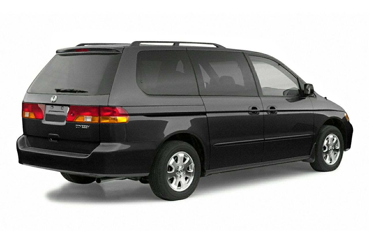 2003 Honda Odyssey Reviews Specs And Prices Cars Com