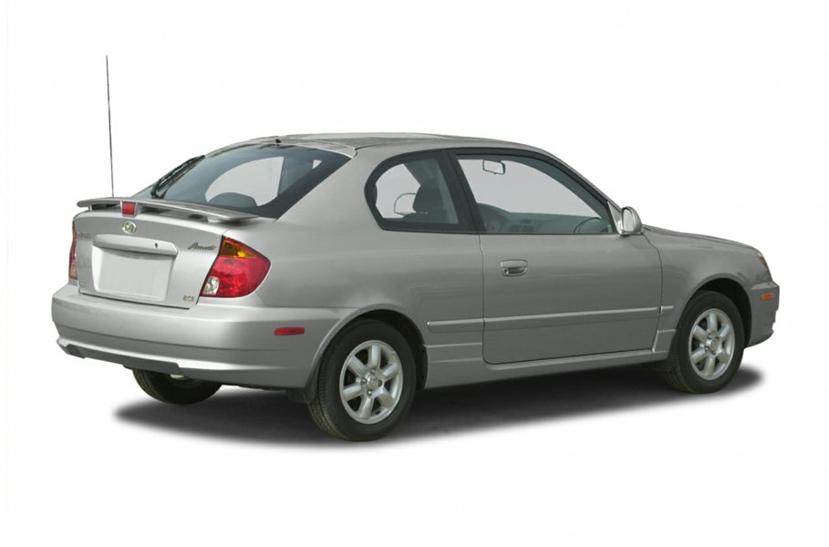 Hyundai Accent Mpg >> 2003 Hyundai Accent Reviews, Specs and Prices | Cars.com