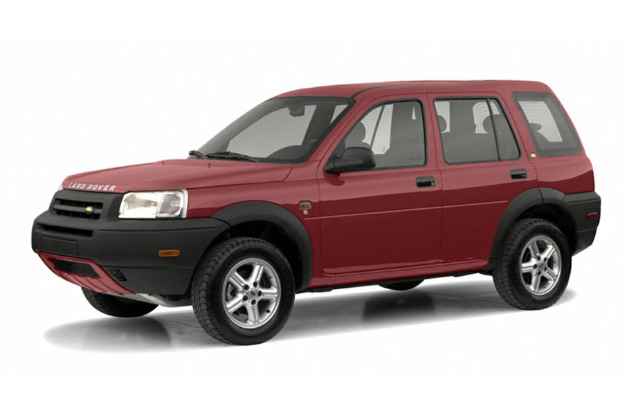 2003 land rover freelander reviews specs and prices. Black Bedroom Furniture Sets. Home Design Ideas