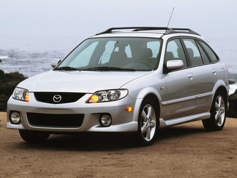 2003 mazda protege5 reviews specs and prices. Black Bedroom Furniture Sets. Home Design Ideas