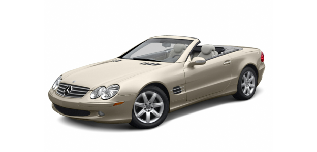 2003 Mercedes-Benz SL450