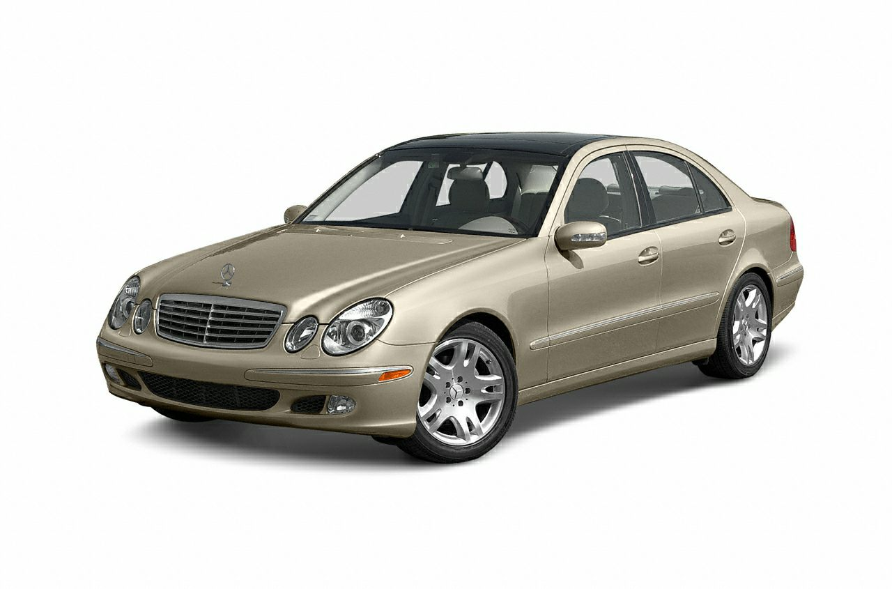 2003 Mercedes-Benz E-Class E320 Sedan for sale in Amarillo for $10,475 with 79,580 miles