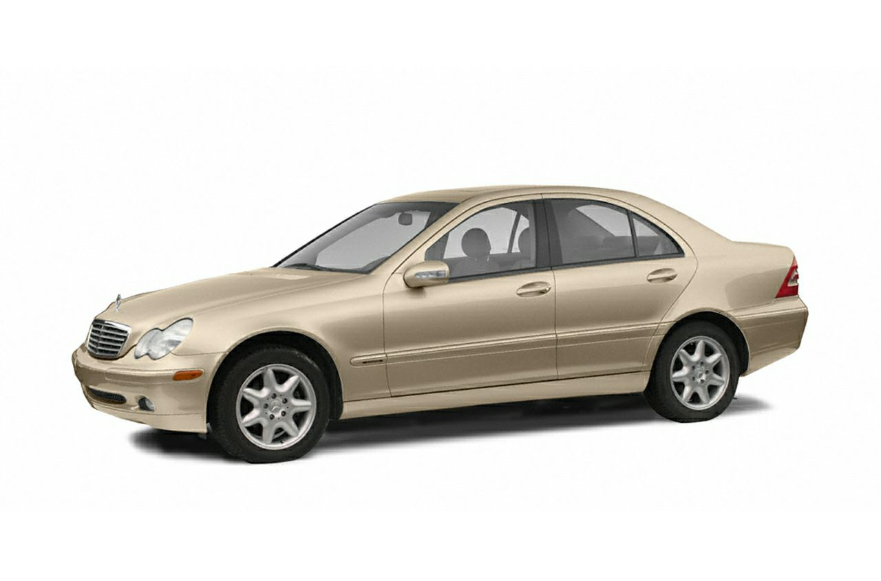2003 Mercedes-Benz C-Class C240 Sedan for sale in Tulsa for $7,500 with 108,430 miles