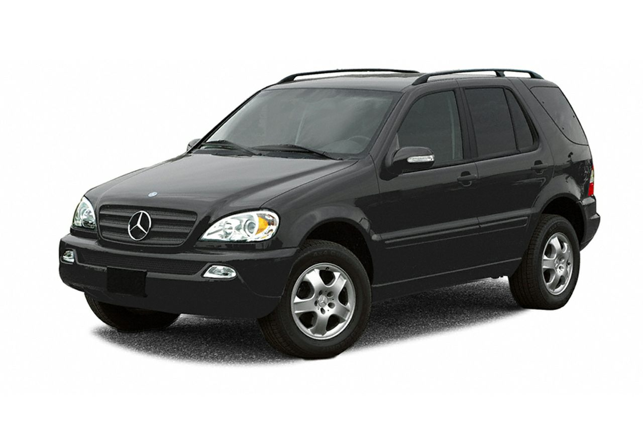 2003 Mercedes-Benz M-Class ML320 4MATIC SUV for sale in Tulsa for $9,500 with 75,680 miles
