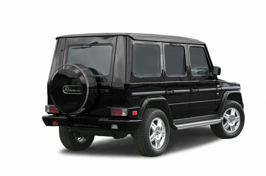 2003 Mercedes Benz G Class Specs Pictures Trims Colors