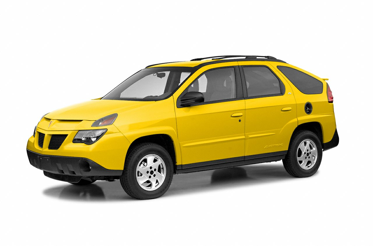 2003 Pontiac Aztek SUV for sale in Monroe for $2,995 with 198,312 miles