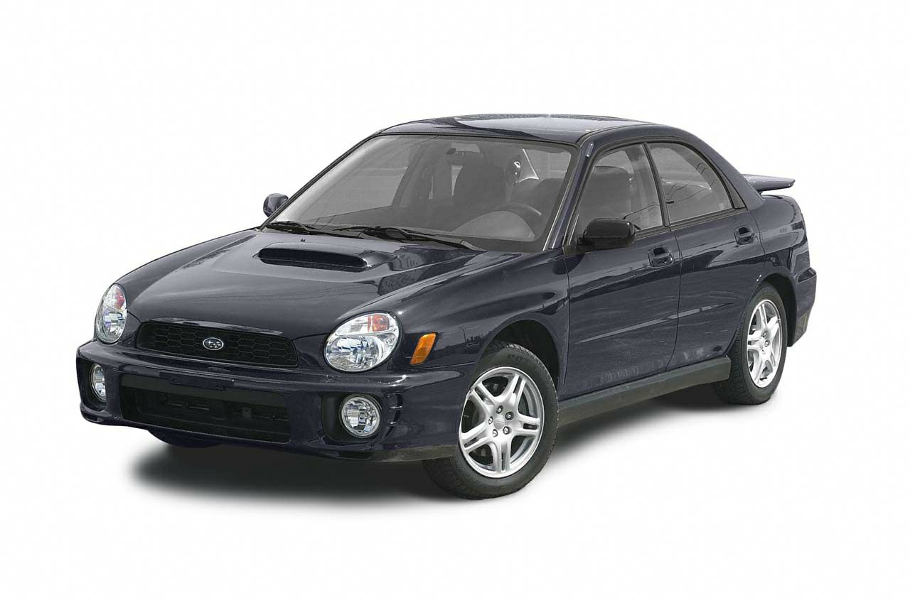 2003 Subaru Impreza WRX Wagon for sale in Somerset for $0 with 72,044 miles