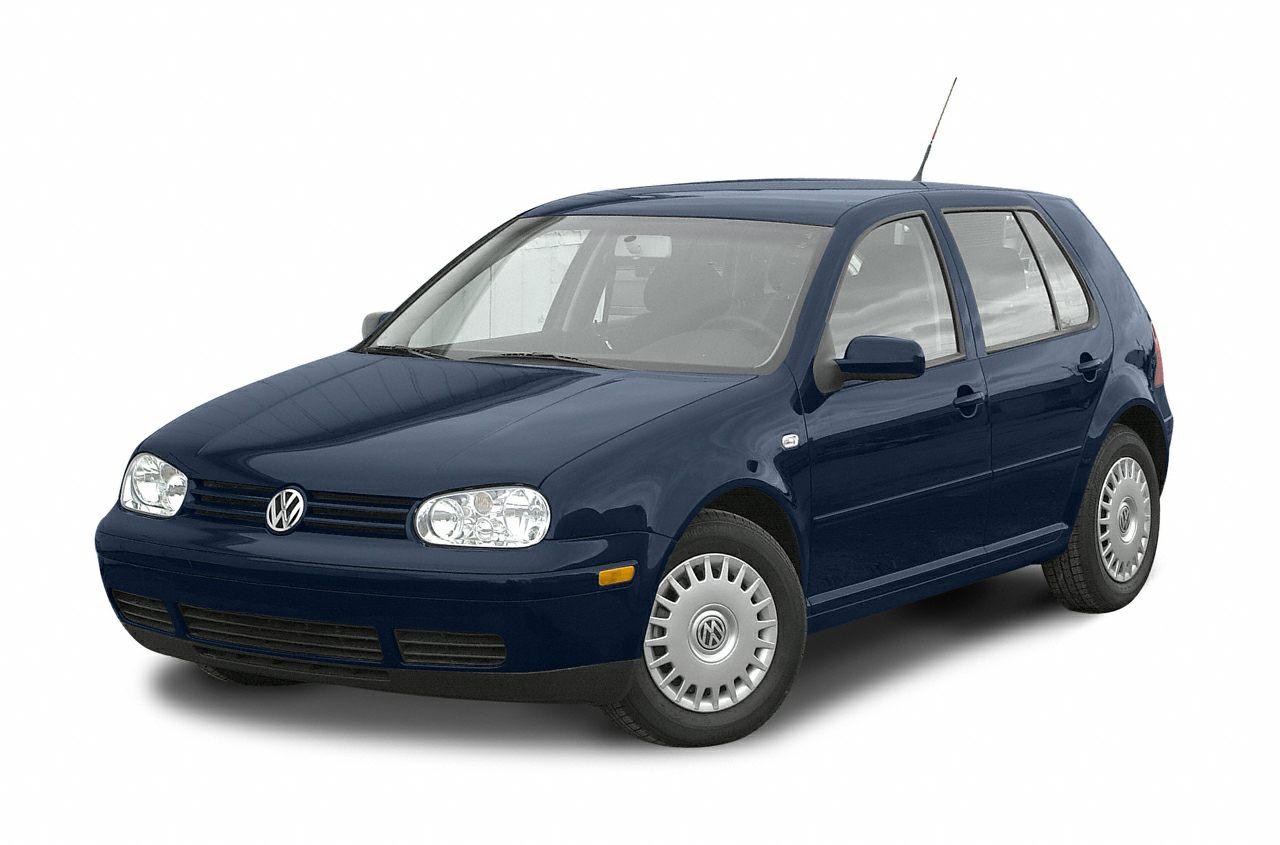2003 Volkswagen Golf GL Hatchback for sale in Des Plaines for $4,955 with 107,459 miles