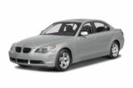 2004 BMW 545