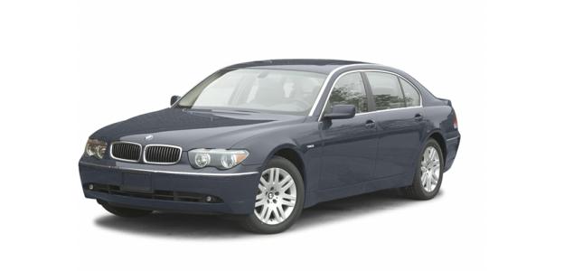 2004 BMW 745