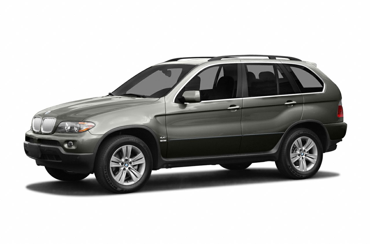 2004 BMW X5 3.0i SUV for sale in Chicago for $8,299 with 86,500 miles.