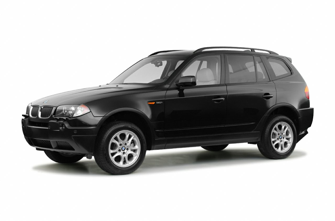 2004 BMW X3 3.0i SUV for sale in Birmingham for $9,995 with 116,123 miles.