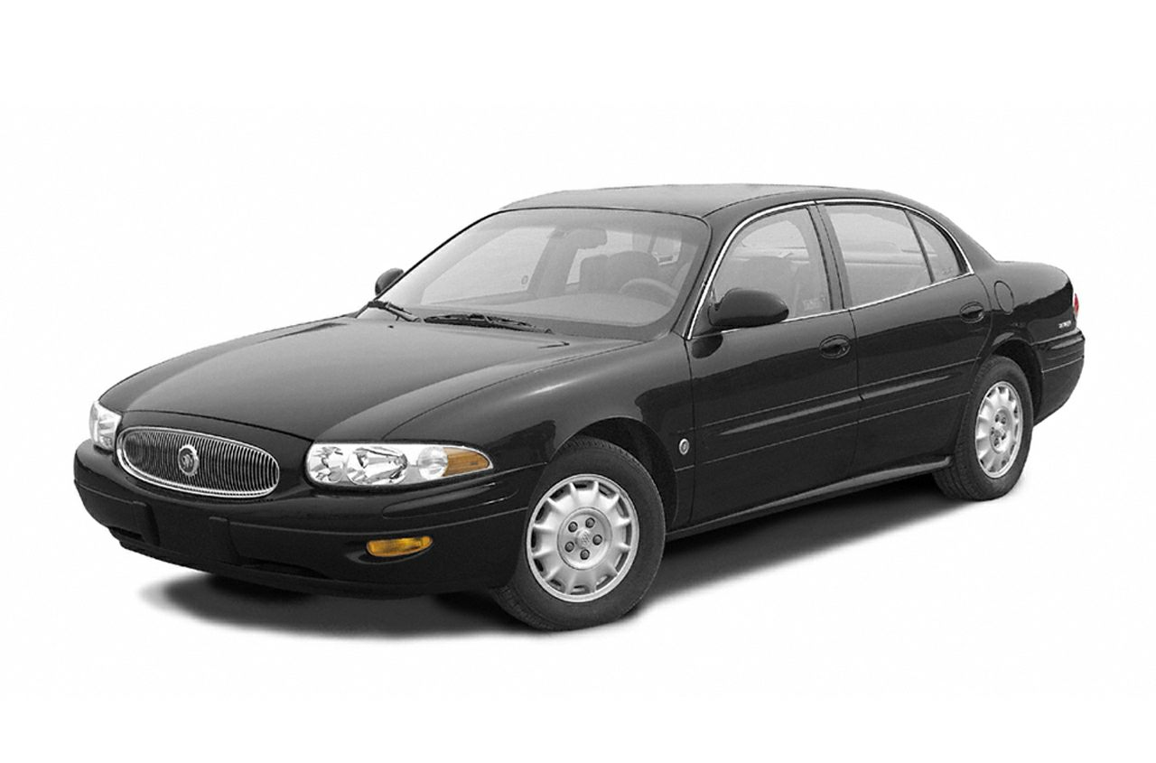 2004 Buick LeSabre Custom Sedan for sale in Hendersonville for $7,650 with 116,240 miles.