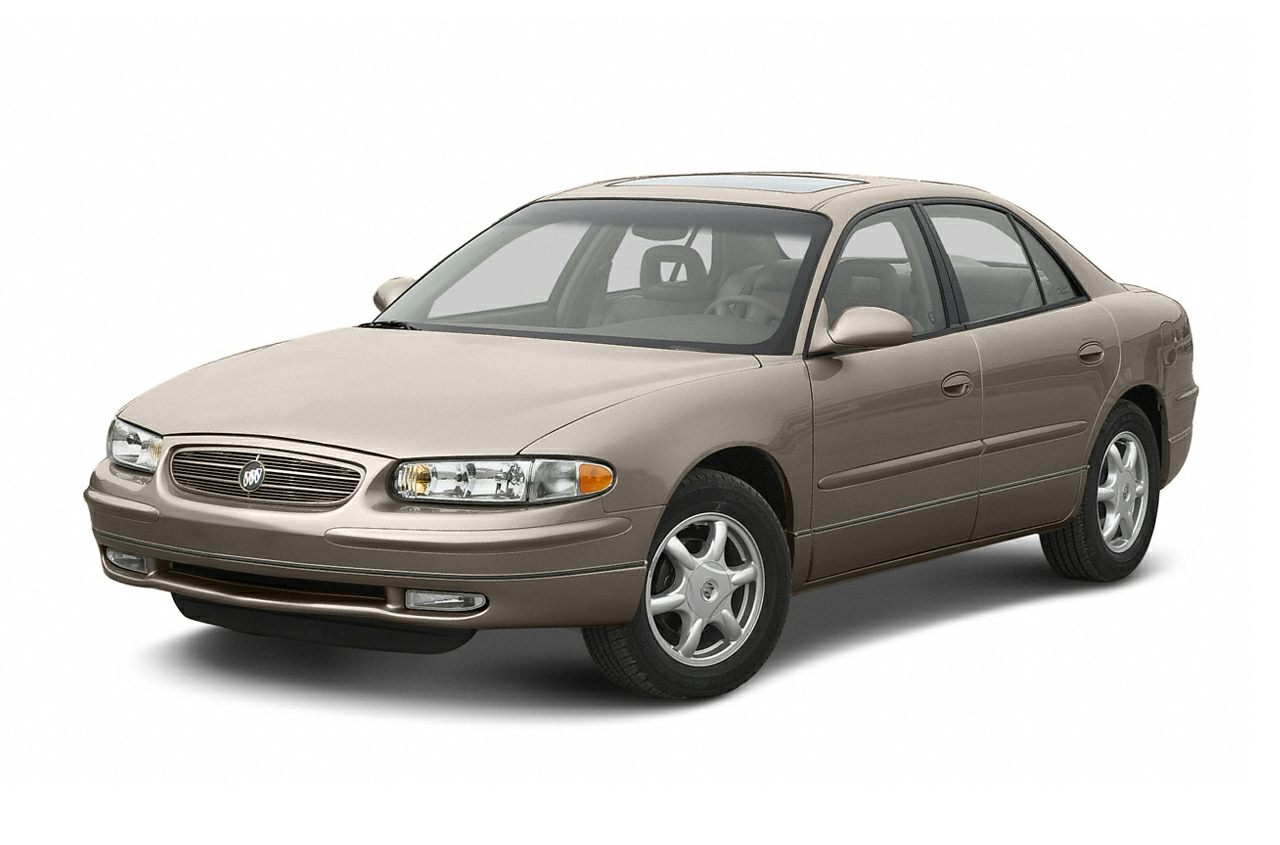 2004 Buick Regal Reviews Specs And Prices Cars Com