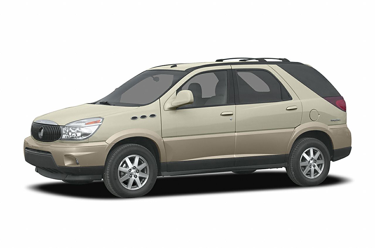Available in 5 styles: 2004 Buick Rendezvous FWD shown