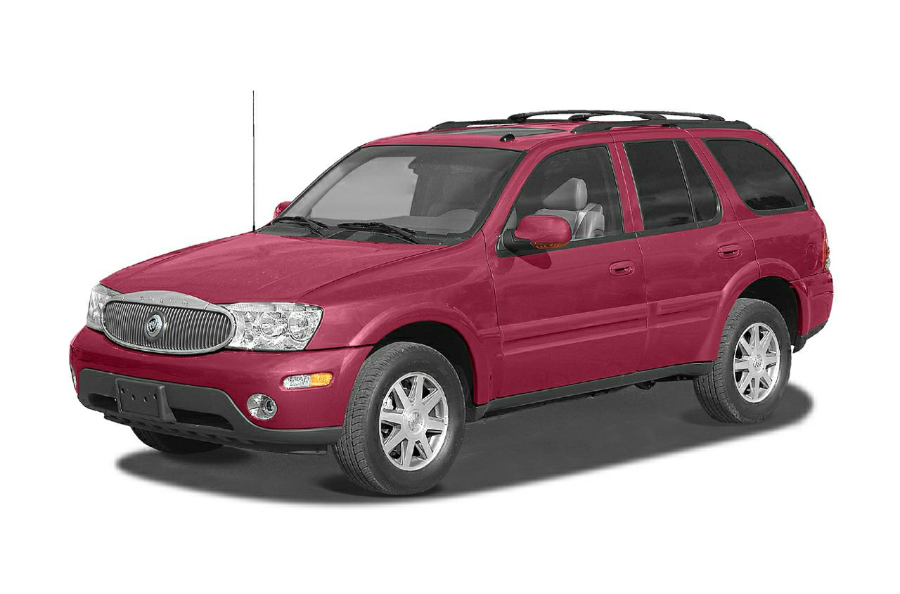 2004 Buick Rainier CXL Plus SUV for sale in Jacksonville for $4,999 with 81,565 miles