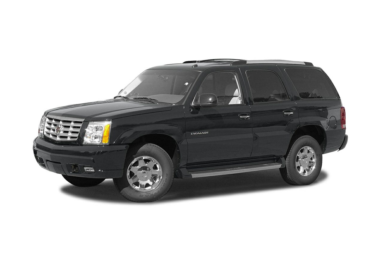 2004 Cadillac Escalade SUV for sale in Tulsa for $9,999 with 173,142 miles