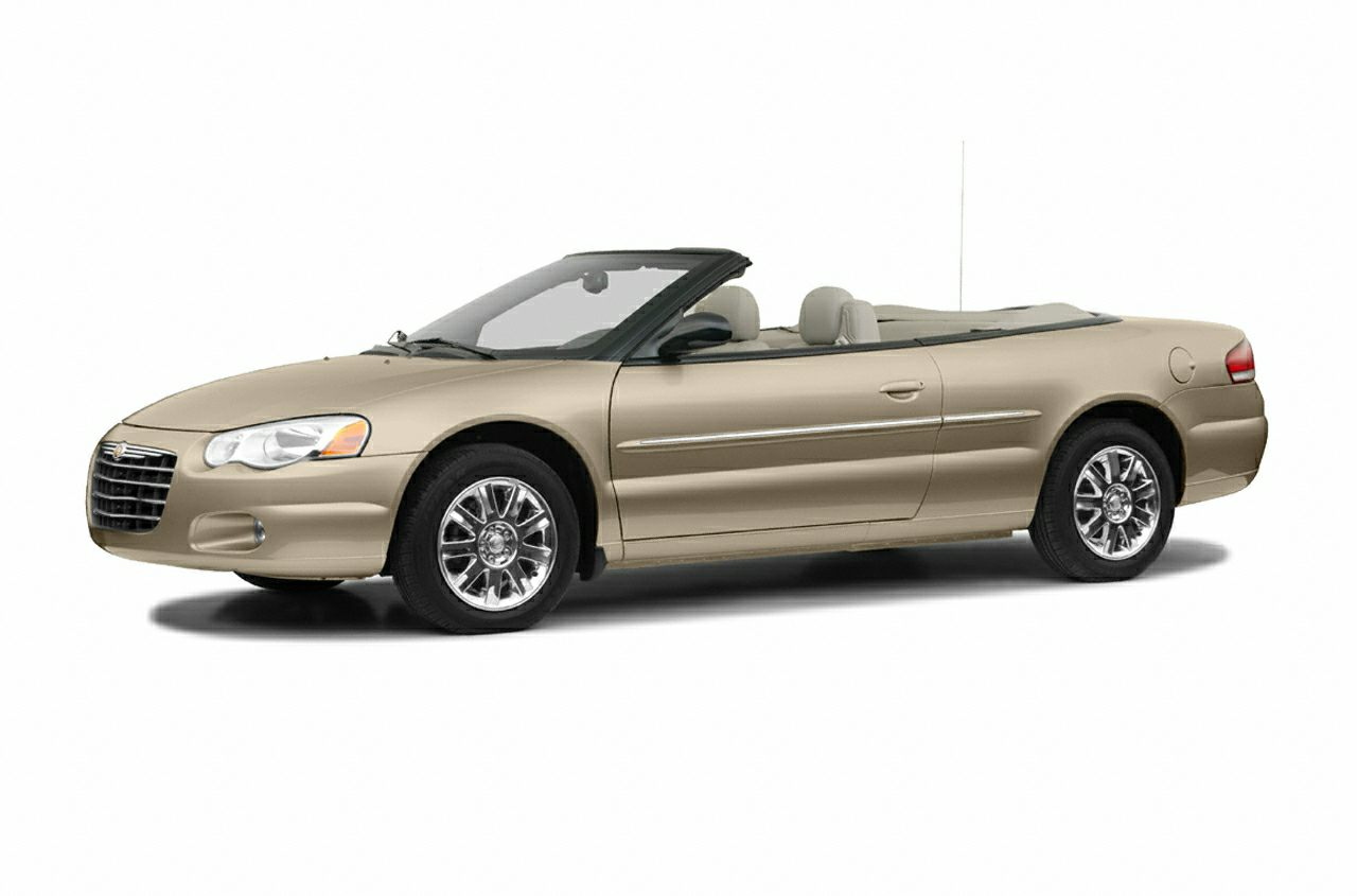 2004 Chrysler Sebring LXi Convertible for sale in Greer for $5,900 with 85,694 miles.