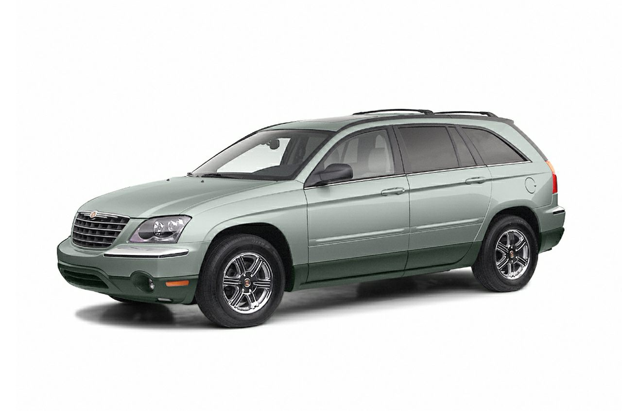 2004 Chrysler Pacifica SUV for sale in Jeffersonville for $5,280 with 132,445 miles.