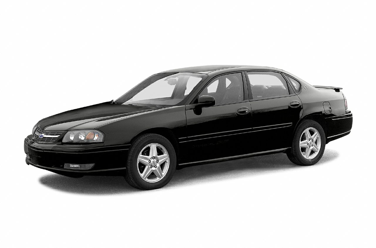 2004 Chevrolet Impala LS Sedan for sale in Sterling for $6,750 with 107,262 miles.
