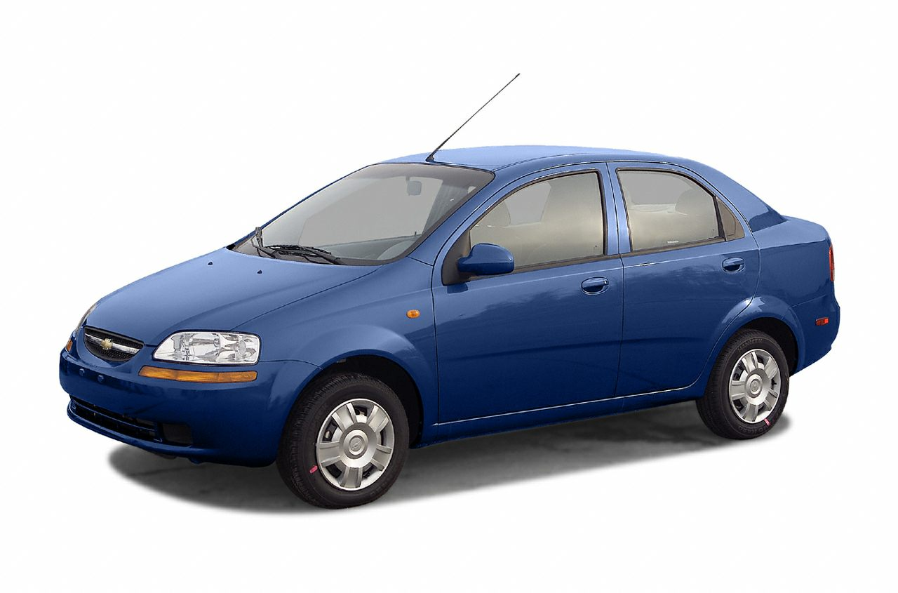 2004 Chevrolet Aveo Sedan for sale in Olympia for $5,574 with 169,627 miles