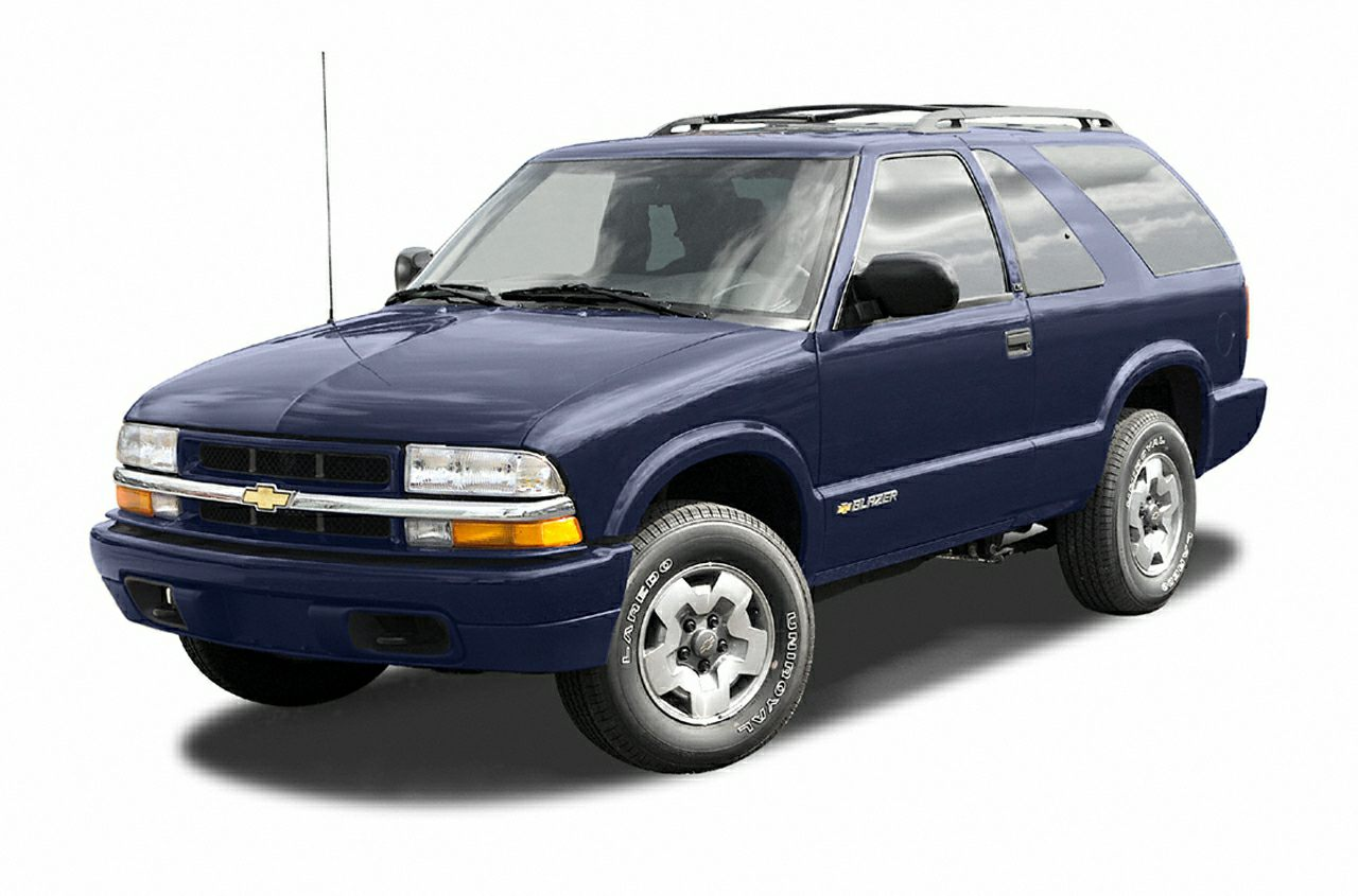 2004 Chevrolet Blazer LS SUV for sale in Lancaster for $6,684 with 88,247 miles