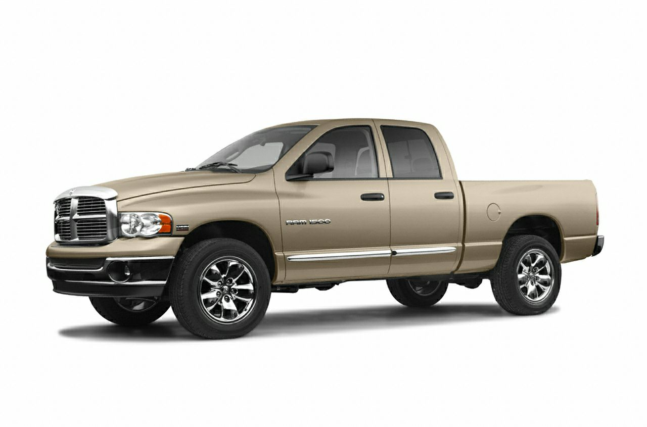 2004 Dodge Ram 1500 Laramie Quad Cab Crew Cab Pickup for sale in Roanoke for $9,995 with 132,100 miles
