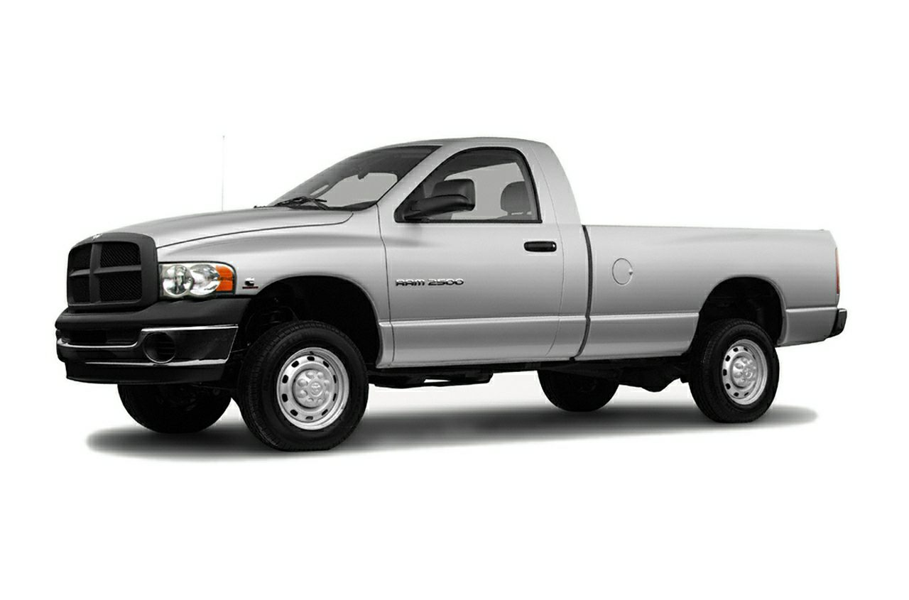 2004 Dodge Ram 2500 ST Crew Cab Pickup for sale in Taylor for $15,995 with 111,273 miles