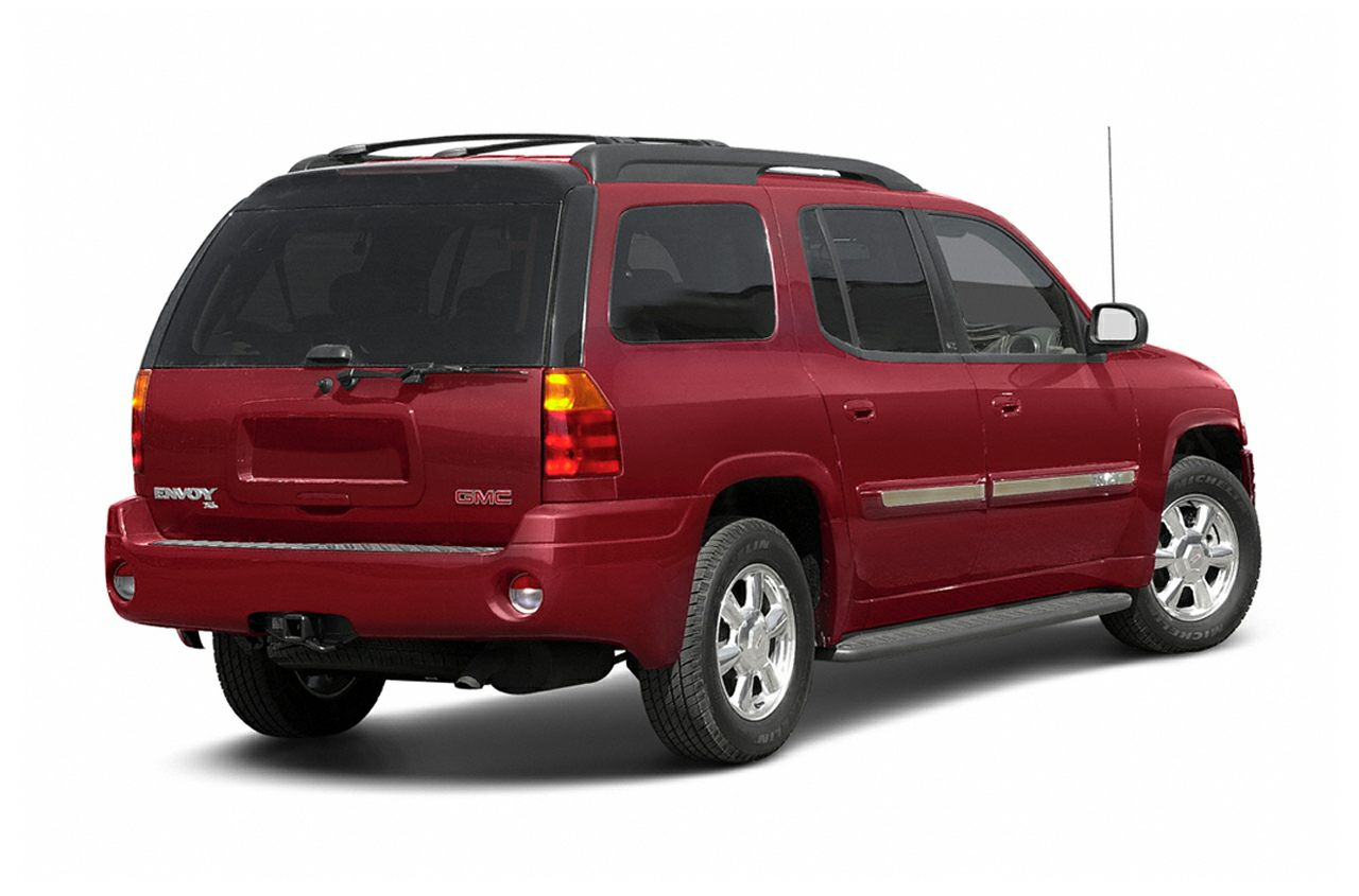 2004 GMC Envoy XL Reviews, Specs and Prices | Cars.com