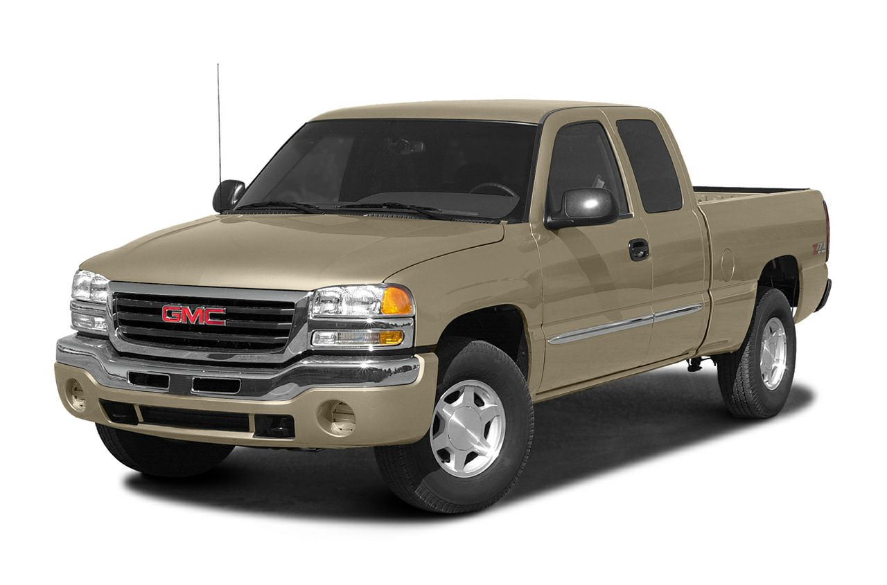 2004 GMC Sierra 1500 SLE Extended Cab Extended Cab Pickup for sale in Humboldt for $9,495 with 118,264 miles.