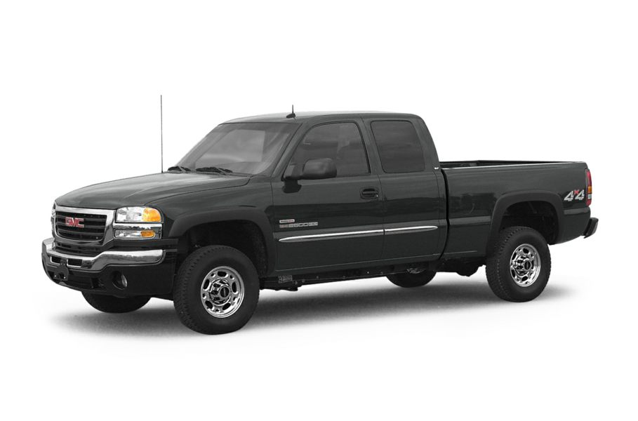 2004 GMC Sierra 2500 Reviews, Specs and Prices | Cars.com
