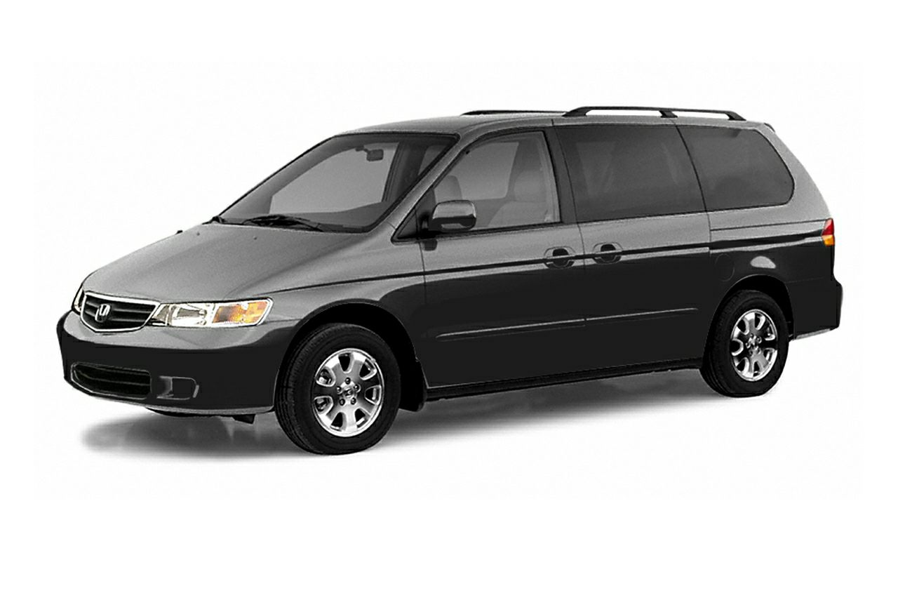 2004 Honda Odyssey EX-L Minivan for sale in Savannah for $0 with 180,182 miles