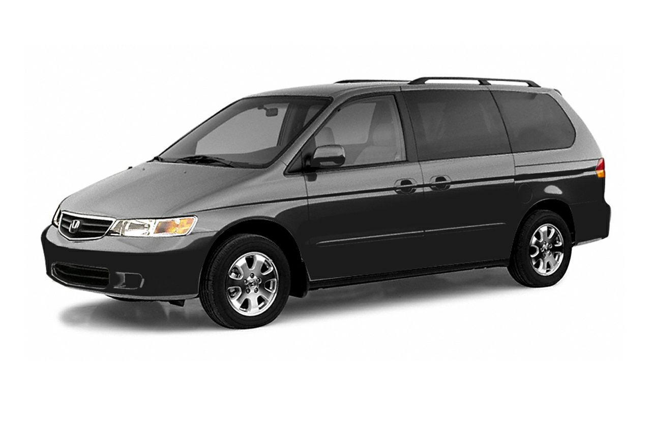 2004 Honda Odyssey EX-L Minivan for sale in Greer for $5,900 with 203,772 miles