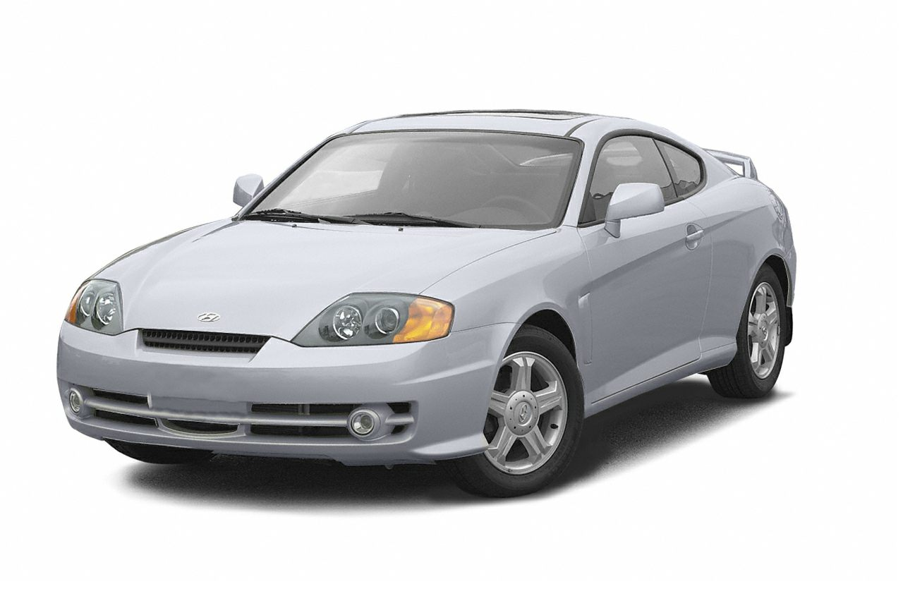 2004 Hyundai Tiburon GT V6 Coupe for sale in Danielson for $5,800 with 138,847 miles.
