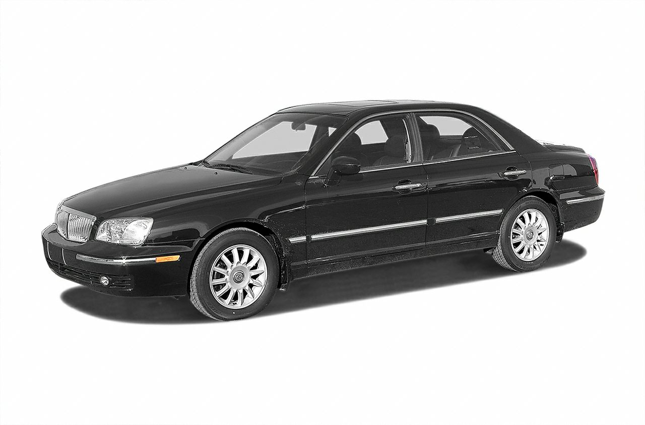 2004 Hyundai XG350 L Sedan for sale in Sherman for $3,000 with 186,653 miles