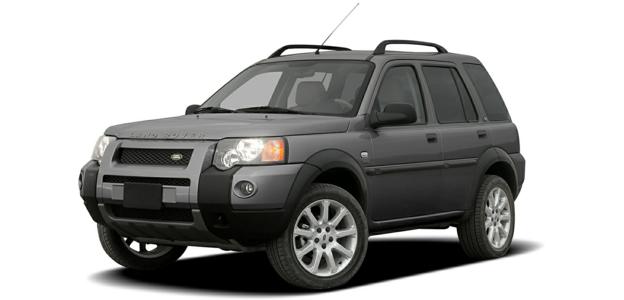 2004 Land Rover Freelander