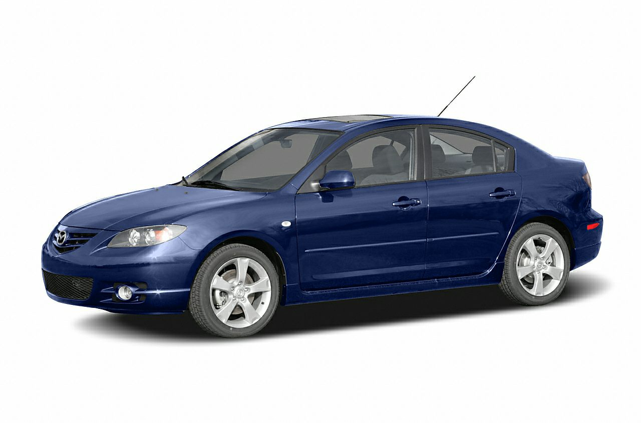 2004 Mazda Mazda3 I Sedan for sale in Dallas for $4,495 with 119,674 miles.