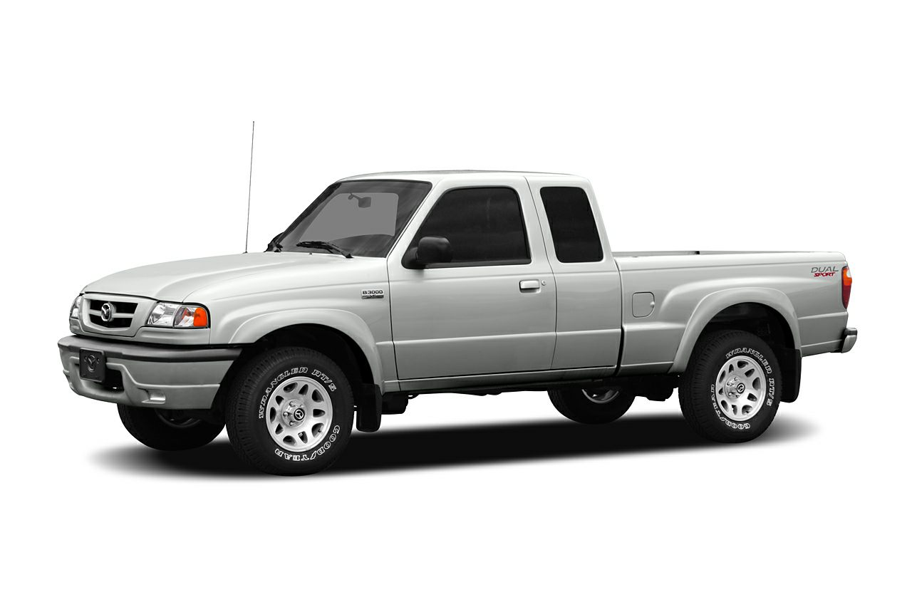 2004 Mazda B4000 SE Cab Plus Extended Cab Pickup for sale in Rhinelander for $11,900 with 76,753 miles.