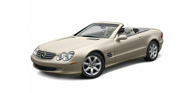 2004 Mercedes-Benz SL450
