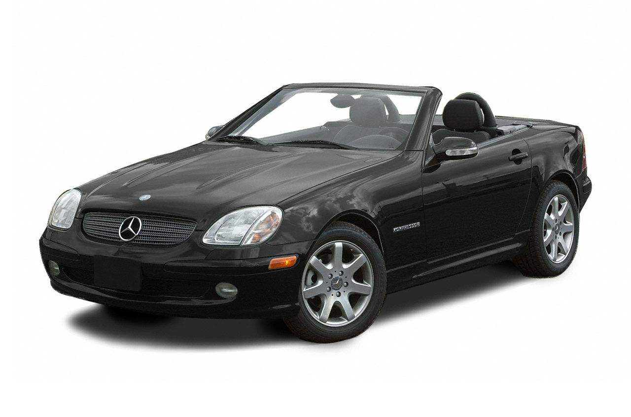 2004 Mercedes-Benz SLK-Class SLK230 Kompressor Convertible for sale in Louisville for $14,991 with 47,389 miles.
